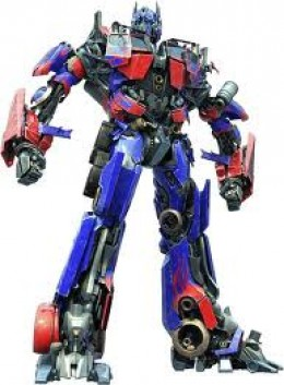 Transformers, robots that can transform into cars.  Awesome!