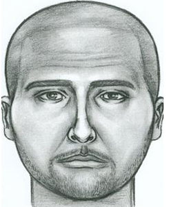 Police hope this sketch will help someone name the rapist terrorizing clubgoers in New York.