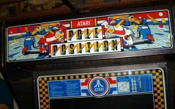 Pole Position Arcade Game