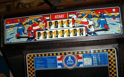More Atari Nostalgia with Pole Position...