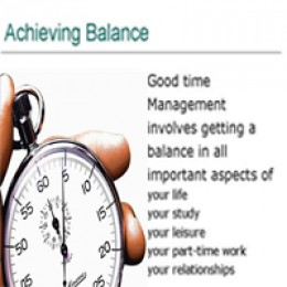Better Time Management - Starts with YOU!