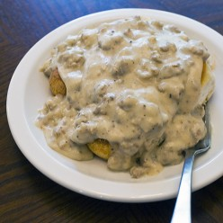 Southern Sausage Gravy (for biscuits)