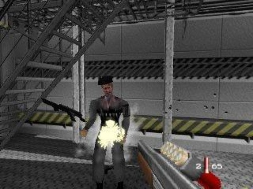One of the first / best FPS games ever!