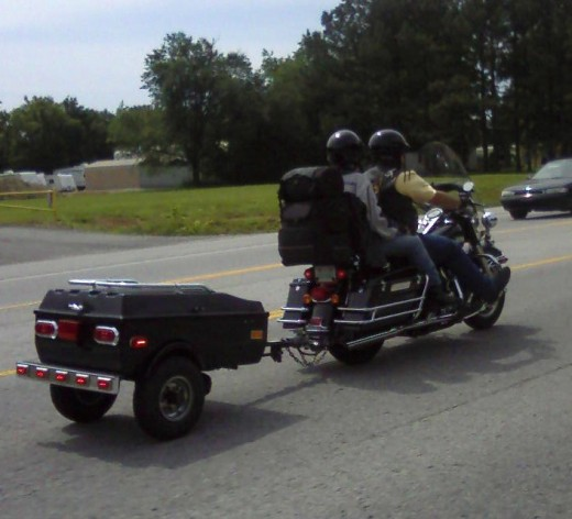 Even with safety features and protective equipment, bikers are still vulnerable to other vehicles.