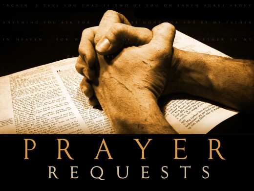 Make your requests be known unto God.