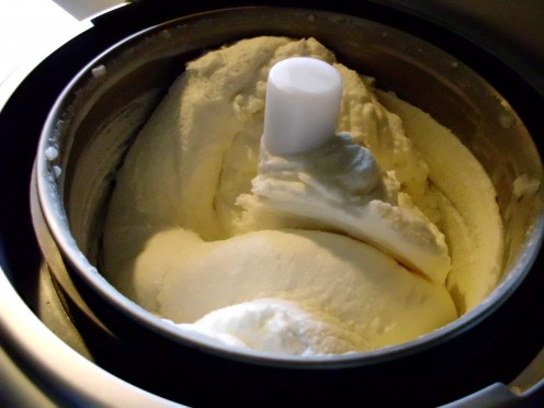 Gelato Recipe with Reduced Sugar