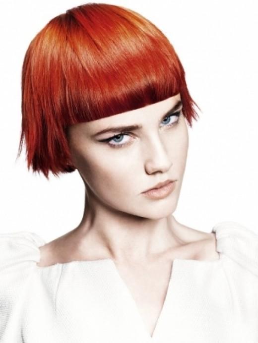 Hair by Mark Leeson