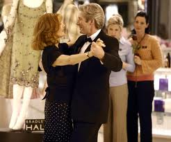 Susan Sarandon and Richard Gere in 'Shall we Dance?'