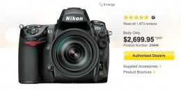 Nikon cameras are my preferred choice for my pro photography business.