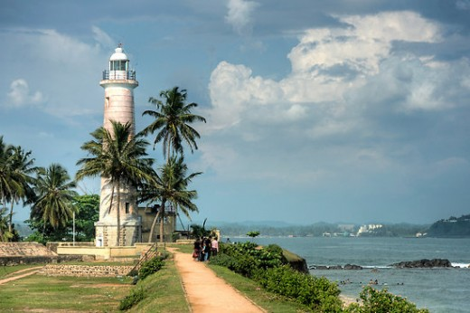 Light House at Galle Dutch Fort