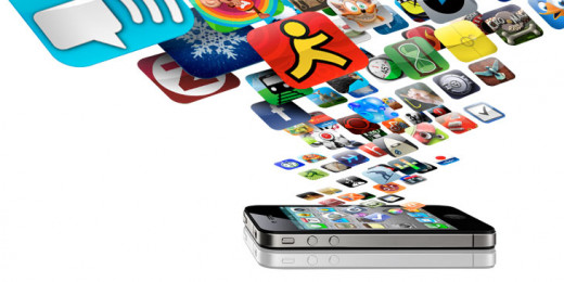 The iPhone App Store is a full eco-system supported by developers and buyers.