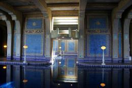 Indoor Roman Pool, Grotto