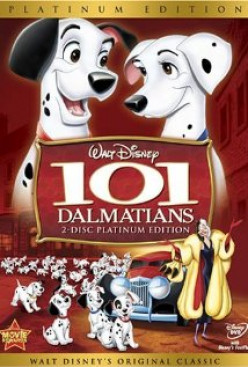 14.One hundred and one dalmatians 1961 USA colour U