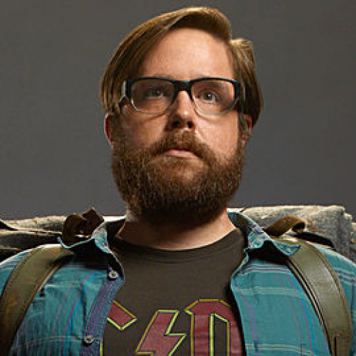 Zak Orth as Aaron