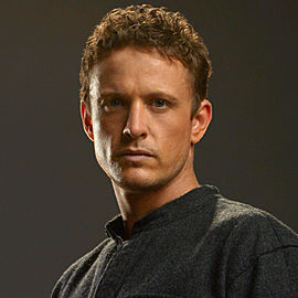 David Lyons as General Monroe (aka Bass)