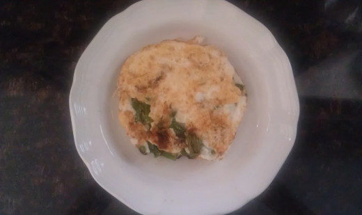 Serve: Asparagus and Eggs