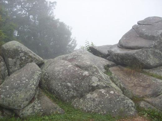 Boulder formation