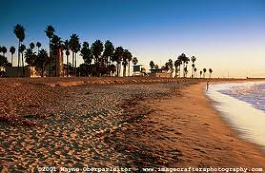 Cabrillo Beach - Popular Beaches in California