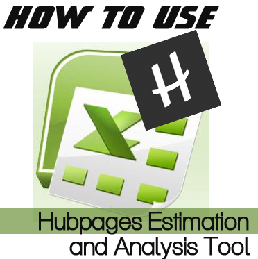 Hubpages Estimation and Analysis Tool
