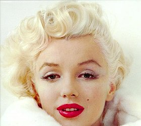 Marilyn Monroe: always will be #1.