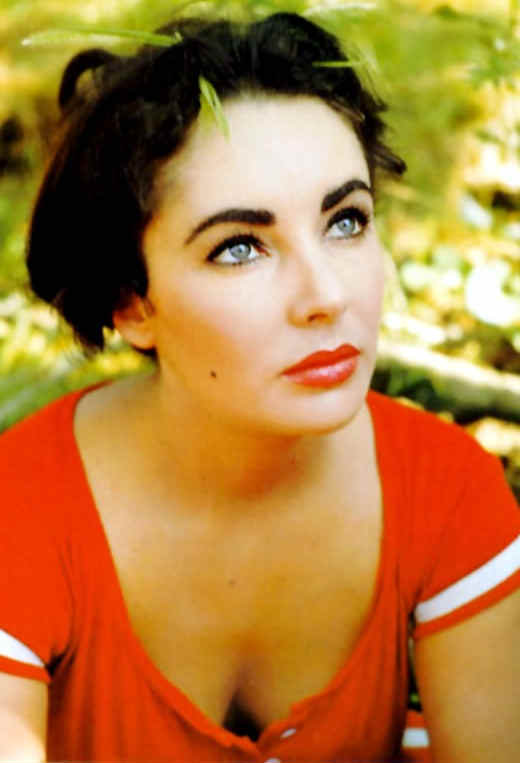 Elizabeth Taylor: forever a lady. We will not forget her classy ways.
