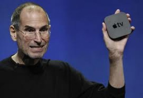 Steve Jobs Presents Apple TV to the world. It has become a huge hit across the globe.