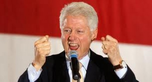 Bill Clinton was a controversial President but, he was very successful during his two terms in office.