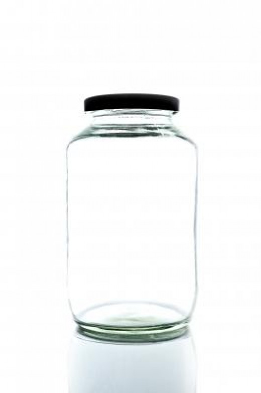 Empty Token Jar
