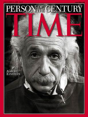 Albert Einstein: Person of the Century