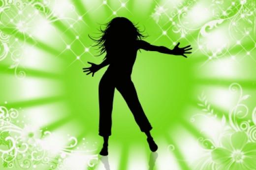 """Silhouette Dance Music"""