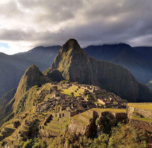 Macchu Picchu Sanctuary, 2009