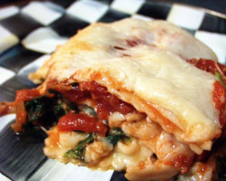 Astonishingly Easy Ravioli Lasagna Recipe