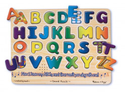 Simple Toys that Teach Children the Alphabet
