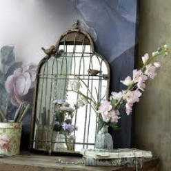 How to use Mirrors in Your Home to add Beautiful Reflective Light