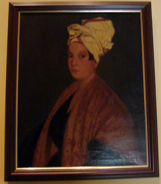 Marie Laveau...the New Orleans Voodoo Queen