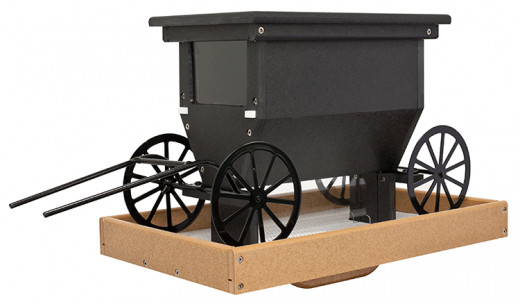Amish Buggy Feeder