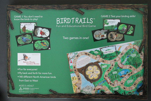 Bird Trails North American Bird Identification Game