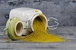 Curry powder for taste
