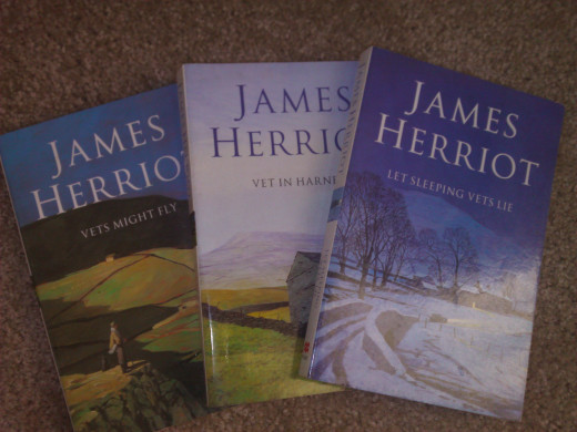 Books by James Herriot