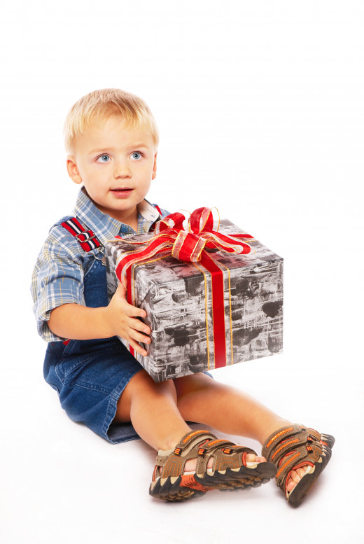 Best Gifts Ideas for a 3 year old boy.