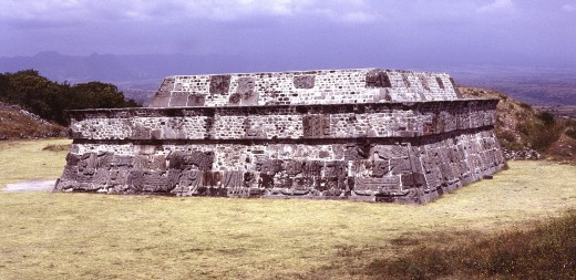Pyramid of the Serpent