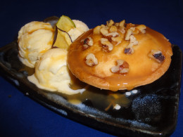 Carmel Apple Pie!