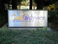 The CurioOdyssey museum at Coyote Point in San Mateo in the San Francisco Bay Area.
