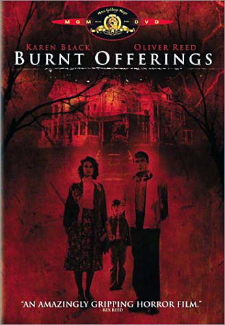 Burnt Offerings. Good scary movies on Netflix Instant Streaming. Movies about Mansions.