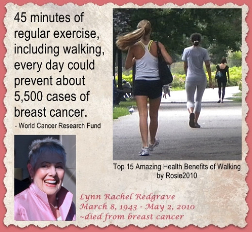 - Top 15 Amazing Health Benefits of Walking, by Rosie2010 -