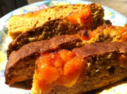 Low Fat Pumpkin-Banana Bread Recipe