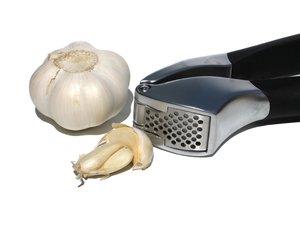Garlic is a must