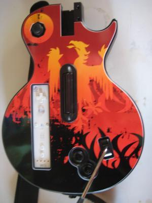 The Phoenix Faceplate