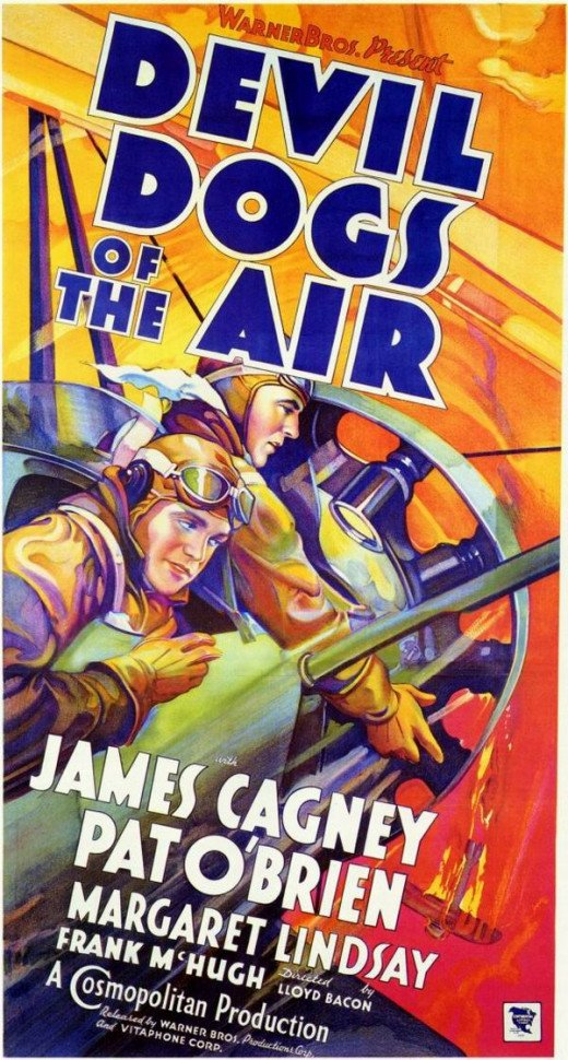 Devil Dogs of the Air (1935)