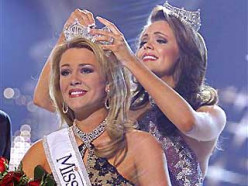 What little girl didn't dream of being Miss America?